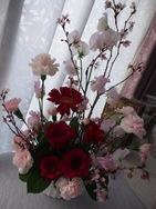 【フラワーアレンジメント】春