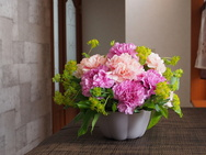 【フラワーアレンジメント】mother's day arrangement
