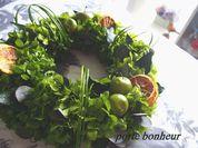 シンプルに~green wreath~