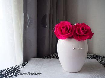 ROSE(pink)【フラワーアレンジメント】